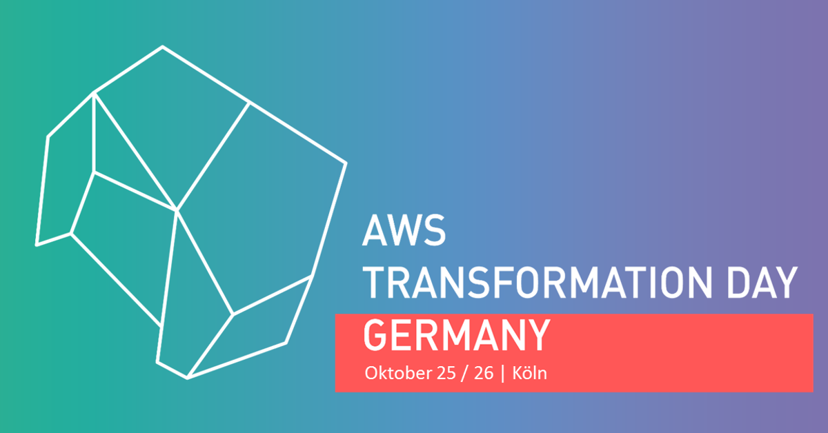 AWS Transformation Day 2017