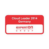 Experton Cloud Leader Award 2014