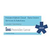 Icon ISG Provider Lens 2019 - Managed Container
