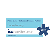 Icon ISG Provider Lens 2019 Managed Public Cloud for Midmarket