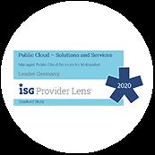 Icon ISG Provider Lens 2020