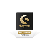 Shopware Enterprise Hosting Partner Logo