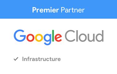 Logo Google Premier Partner