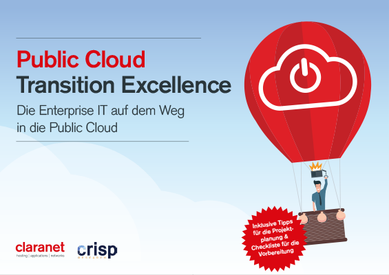 eBook: Public Cloud Transition Excellence