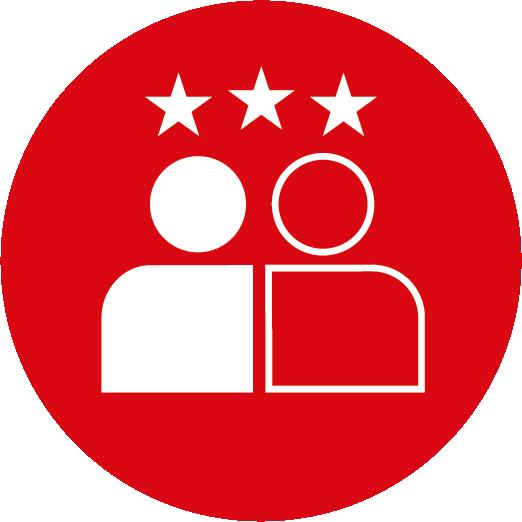 Partner & Mitgliedschaften icon