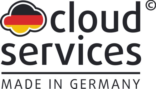 Cloud Services Made in Germany Logo